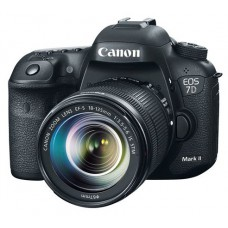 Canon EOS 7D Mark II Kit 18-135mm IS USM (NANO) (меню на русском языке)