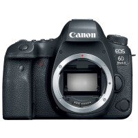 Фотоаппарат Canon EOS 6D Mark II Body (меню на русском языке)