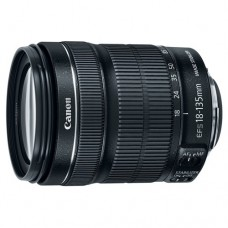 Объектив Canon EF-S 18-135mm f3.5-5.6 IS STM
