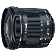 Объектив Canon EF-S 10-18mm f4.5-5.6 IS STM