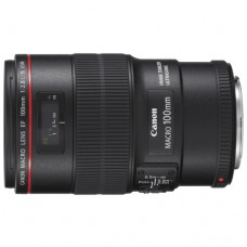 Объектив Canon EF 100mm f2.8L Macro IS USM