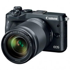 Фотоаппарат Canon EOS M6 Kit EF-M 15-45 IS STM