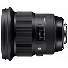 Объектив Sigma 105mm f/1.4 DG HSM Art Sony E (рст)